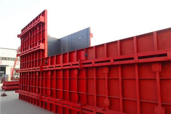 Tianjin Ss Supplier Easy Installation Steel Concrete