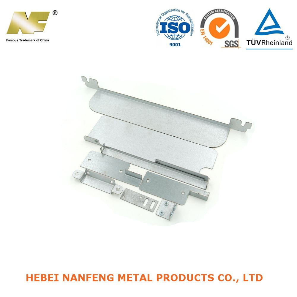 ManufacturerS with OEM Aluminum zinc coated plate structure Stampings Die Part