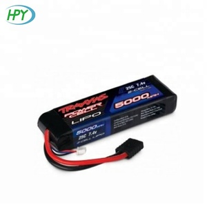 Lithium Polymer Batteries 2S1P 25C 5000mah 7.4V cheap lipo battery for Rc Drones