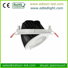 145mm Cut-out High Luminous Efficiency Round LED Downlight