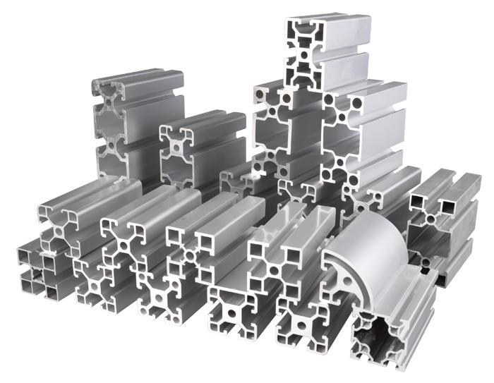 6063 T5 30150 Profil industriel En Alliage D'aluminium cadre fabricant de la Chine
