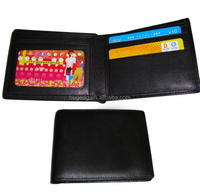 Fashion genuine leather wallet