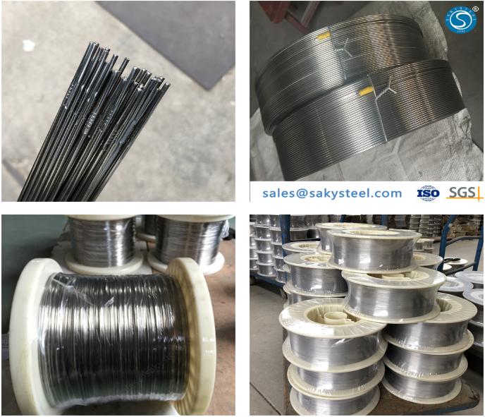 Mig Tig Stainless Steel Welding Wire Weld Rod 308 309 316 ...