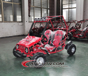 mini cheap 110CC dune buggy two seat go kart for sale