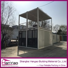 Movable Surveilance Kit Container House For Sale