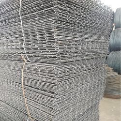 steel welded wire mesh/net applied on copper mine