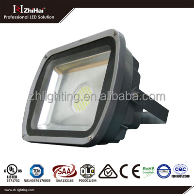 CE RoHS SAA LED IP65 outdoor 50w led track spotlight for garden