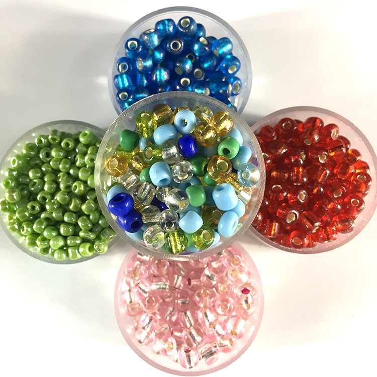 Cheap Wholesale Mix Order Glass Bead Factory Price