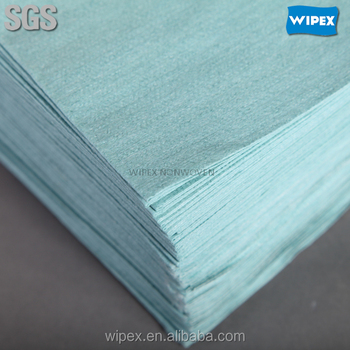 new product premium quality spunlace nonwoven poly/ cellulose wipes