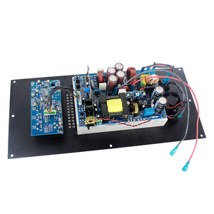 600w Class D digital active speaker amplifier module for 15 inch speaker