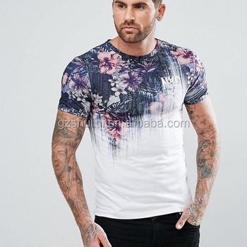 55b213aa5 custom tag t-shirt 3D digital printed tshirt wholesale sublimation t-shirt  custom t