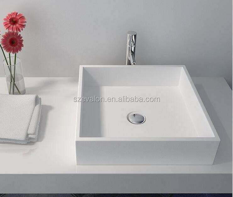 Acrylic One Piece Bathroom Sink And Countertop Wholesale, Bathroom Sink  Suppliers - Alibaba