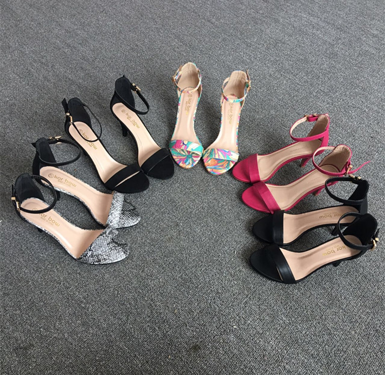New arrival women shoes high heel <strong>sandals</strong> new model women <strong>sandals</strong> wholesale