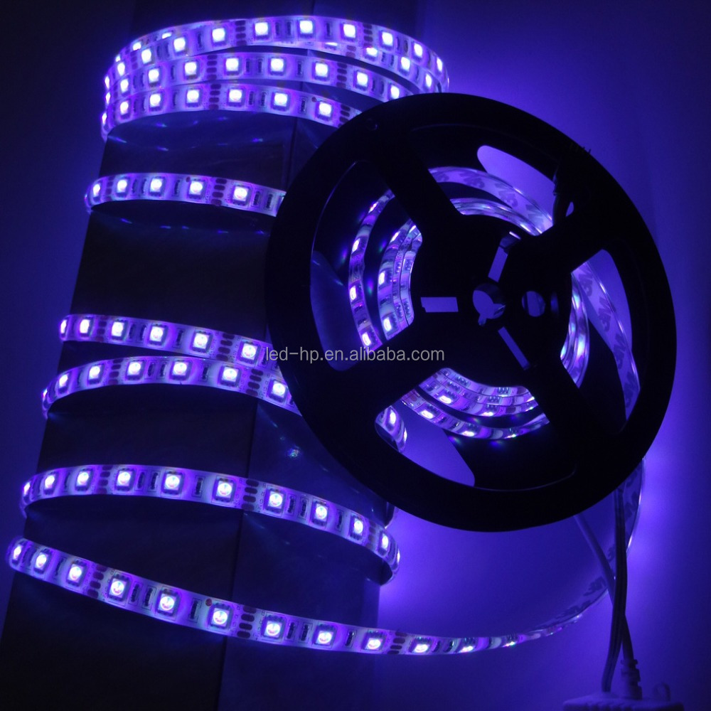 IR Remote ip65 Outdoor led tape 5M smd Waterproof Led Strip 5050 outdoor led tape light