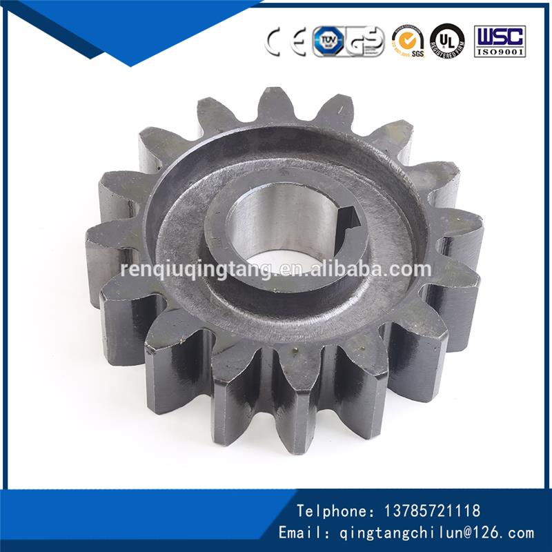 High Quality Steel steel gear for paper shredder In Drive Shafts
