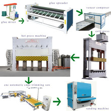 film faced plywood production line/Automatic plywood machine/Plywood making machine
