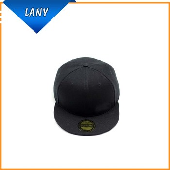 ddf0206e88a 59 Fitted Cap Flat Brim Custom Size Closed Back Closure Snapback Hat