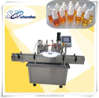 Automatic pharmaceutical liquid filling and capping machinery manufacture
