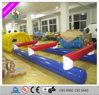 2016 new design inflatable hurdles sports game for sale