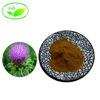 Whosale Best Water Soluble  Milk Thistle Extract /Silybum Marianum Extract  Powder