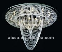 Luxury Crystal Ceiling Light,home ceiling lights fitting for sale
