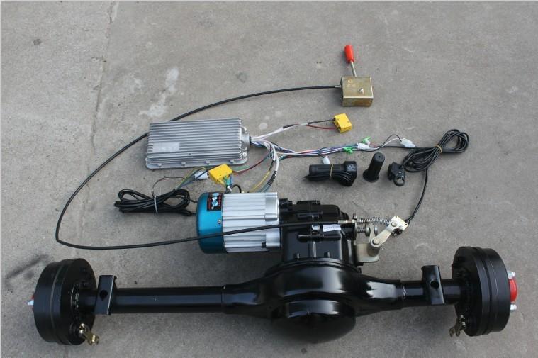 Two Speed Rear Axle With 2000w Motor - Buy 2 Speed Rear Axle,2 Speed ...