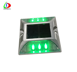 High Quality Green Reflectors White Road Reflector on Highway