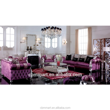 China high-end klassische sofa set