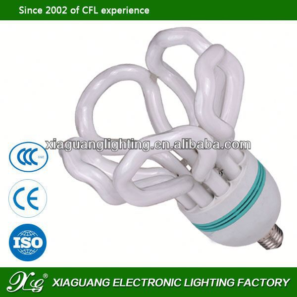 2013 China long lifespan t5 fluorescent lamp Lotus lamp
