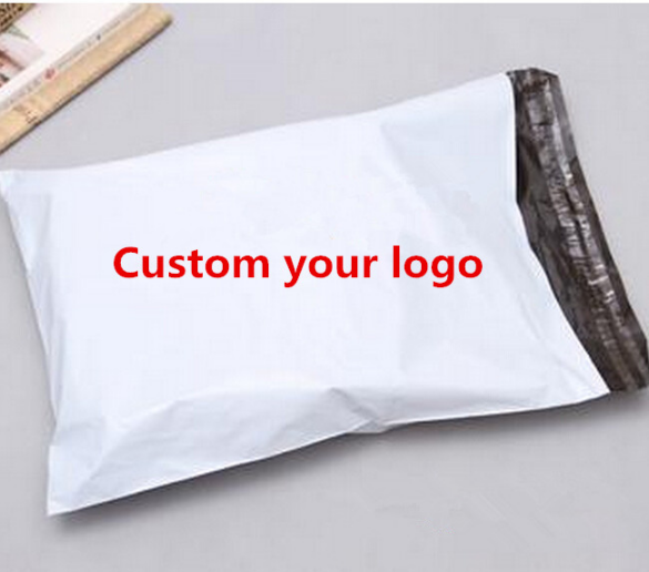 Whole Custom Printed Poly Mailers Plastic Envelopes Bags