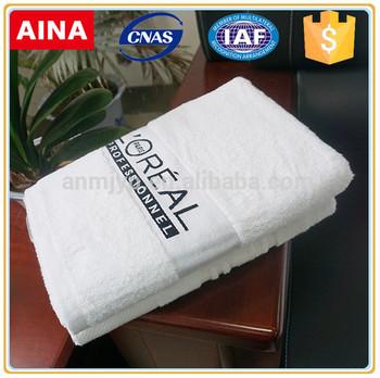 cheap price hotel towel white100 cotton hotel bath towel white wholesale high