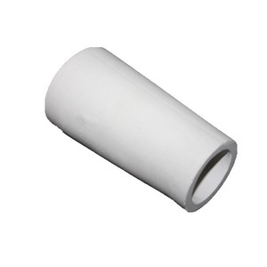 19# high thermal shock resistance ceramic clay tube for sales
