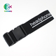Wholesale Good-looking New Design Black Beautiful Polyester Luggage Packing Strap With Plastic Buckle
