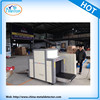 x-ray scanning machines for security and safety inspection at airport and station