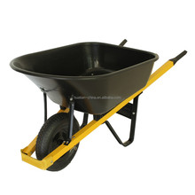 200KG Heavy Duty Plastic Tray Wheelbarrow