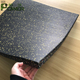 2018 popular factory price 1 inch thick rubber mat in china