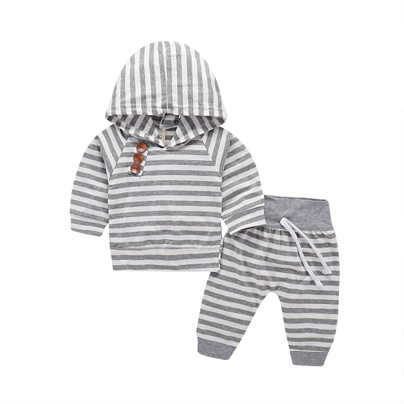 Spring And Autumn Baby Boys Clothing Set Toddler Children clothing 2Pcs фото