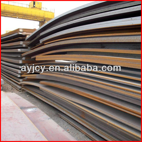 building structure use A709-50T-2 alloy steel plate steel mill