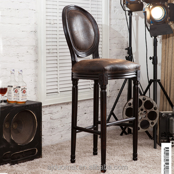 Hign Quality Wood Chair Parts , Wedding Leather Chairs Wood Barcelona Chair
