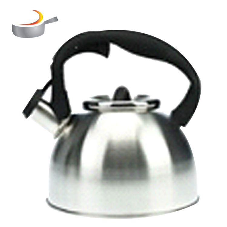 New product 2.5L retro stainless steel kettle with color painting for drinking