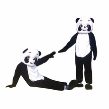 Design best new style funny panda adult costume