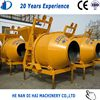 Low cost and high quality JZC 350 l diesel concrete mixer