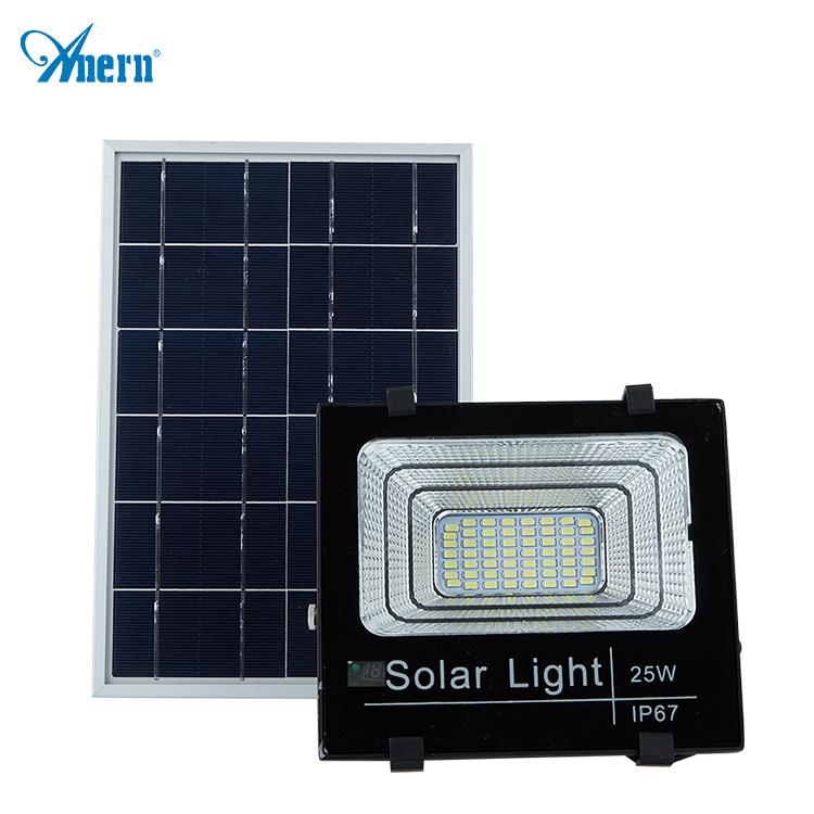 ICOCO Solar 180 LED New Motion Sensor Security Light with Solar Panel