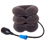 China Manufacturer Home Medical Equipment 3 Layers Air Neck Traction Relive Pain cervical neck traction device