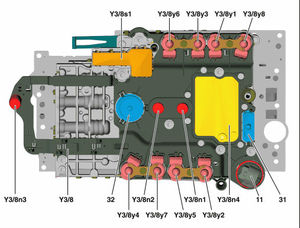 Complete Repair,Recycling,Reset,Programming,Remanufacturing of 722 9  TCM/TCU Transmission Control Module/Unit 7G Tronic Mercedes