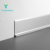 Aluminium Baseboard Profile 80mm Decorative Wall Skirting Protector Skirting Board