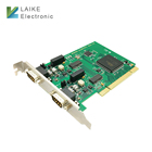 High performance pcican adapter PCI to CAN USBCAN Interface Card Debugging Converter
