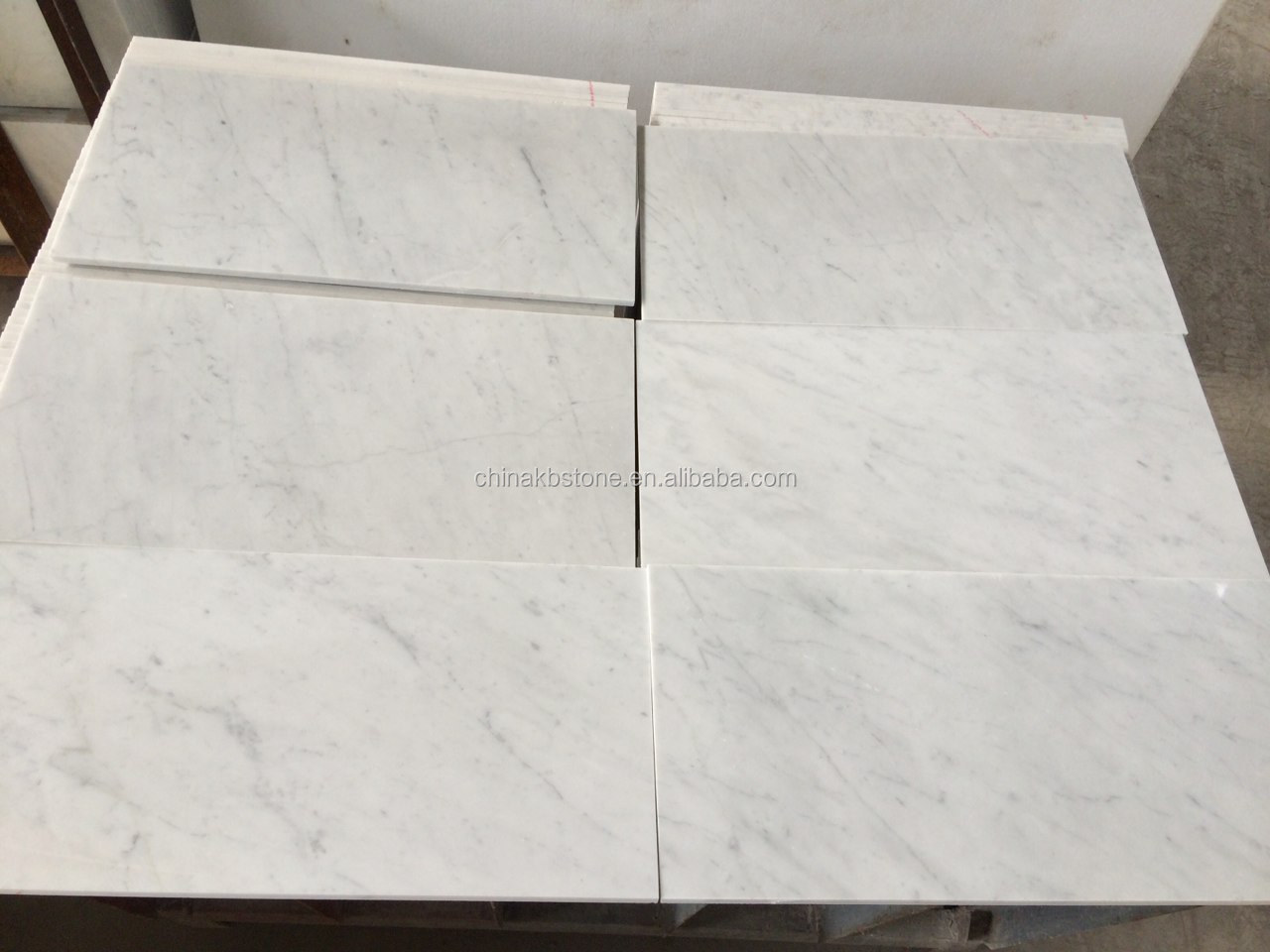 Italian Carrara Marble Floor Tiles 12x24 Tile Pattern Images Marble