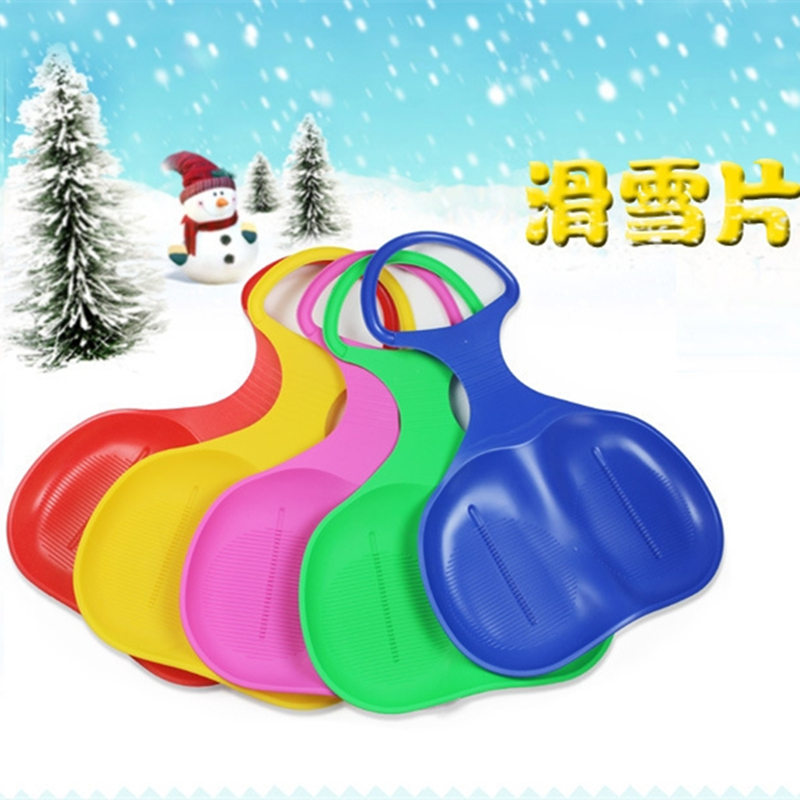 Online Buy Wholesale plastic snow sleds from China plastic