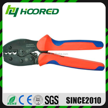 LY-616TD High Quality Hand Crimping Tools for crimping non-insulated cable links 4-6,6-10,10-16mm2 12-6AWG Ratchet Plier